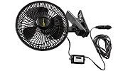 Go Gear 12 Volt Oscillating Fan