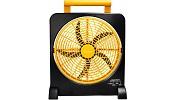 O2Cool 12 Volt Portable Fan