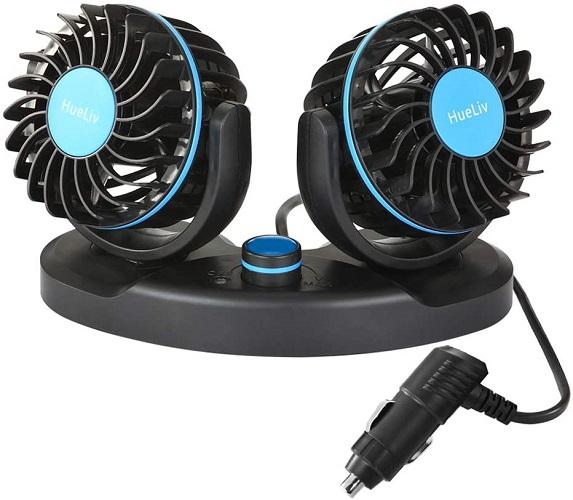 12v Electric Car Cooling Fan