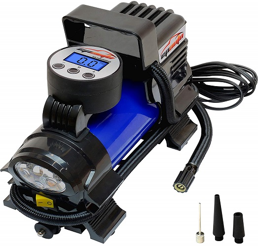EPauto 12-Volt Air Compressor