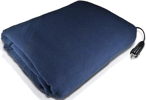 Schumacher Heated Travel Blanket