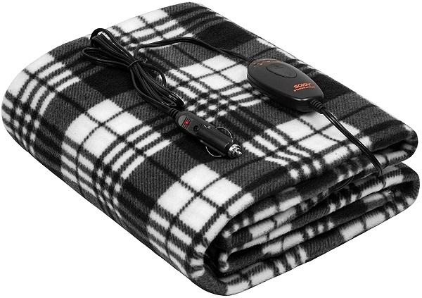 Sojoy 12v Heated Smart Blanket