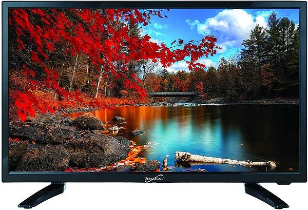 Supersonic Widescreen 12v TV