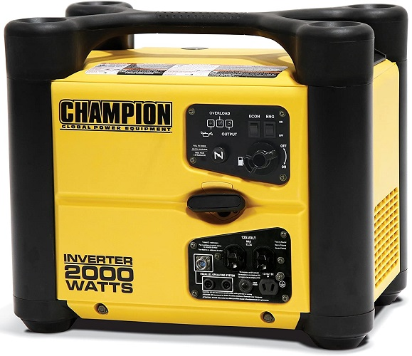 Champion Stackable Portable Inverter Generator
