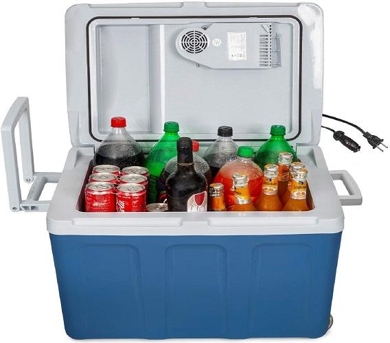 K-box 12v Cooler with Wheels
