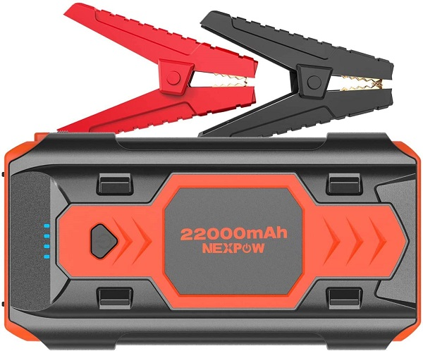 Nexpow 12v Auto Battery Booster Pack