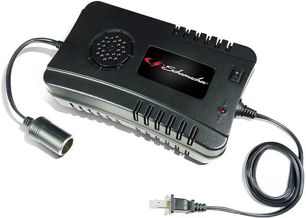Schumacher 110v to 12v Adapter