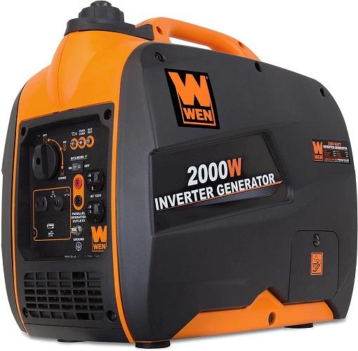 Wen 56200i Quiet Portable Inverter Generator