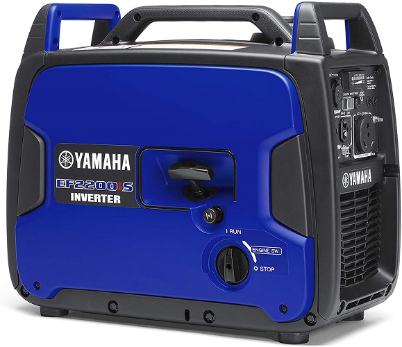 Yamaha EF2200iS Portable Inverter Generator