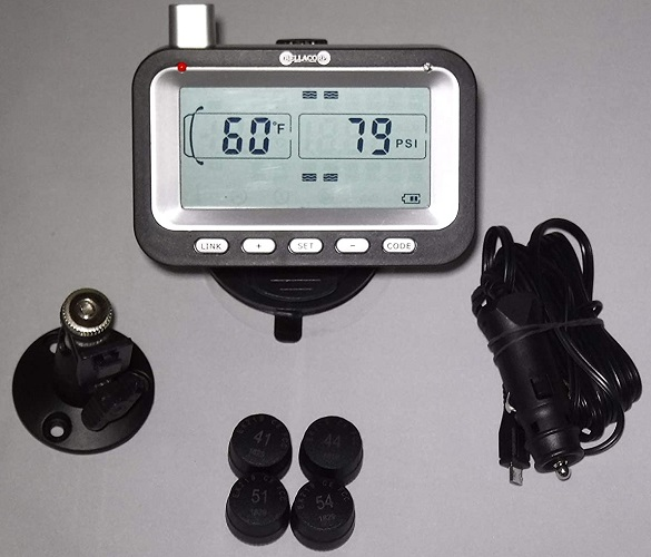 Bellacorp RV Tire Pressure Monitoring System