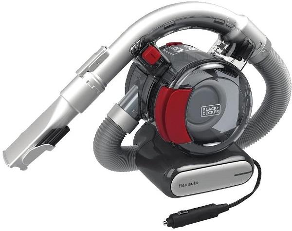 Black + Decker 12v Corded Vacuum Cleaner