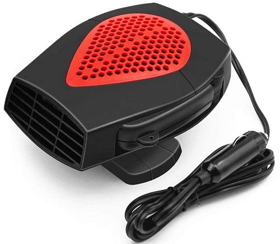 Portable 12v Car Heater Windshield Defogger