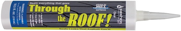 Sashco Through The Roof Sealant