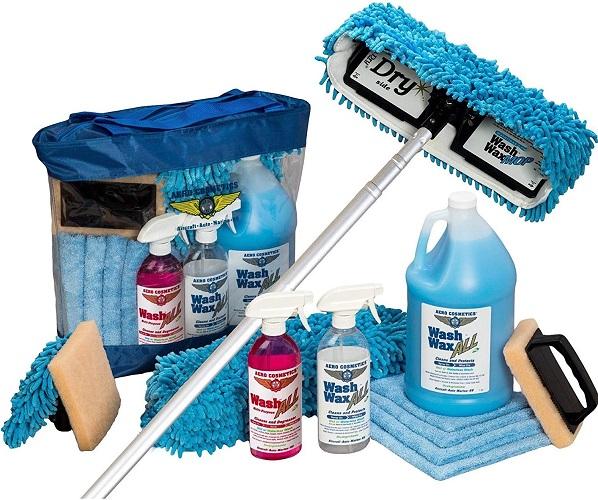 Aero Cosmetics Waterless RV Wash Kit