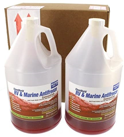 ChemWorld RV and Marine Antifreeze
