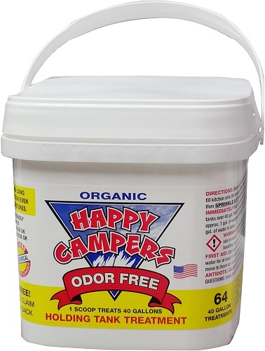 Happy Campers RV Holding Tank Treatment