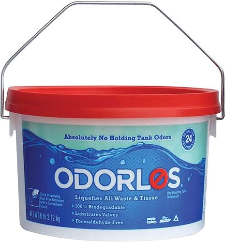 Odorlos Holding Tank Treatment