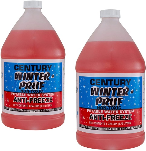 RecPro RV Antifreeze Protection
