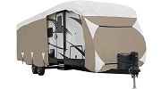 Amazon Basics Trailer RV Cover Small