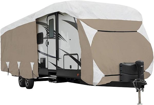 Amazon Basics Trailer RV Cover