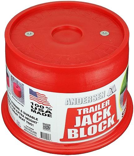 Andersen Hitches Trailer Jack Block