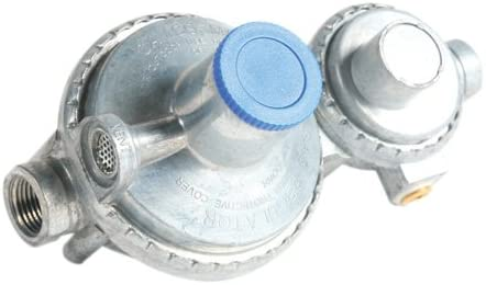 Camco Vertical Two Stage Propane Regulator