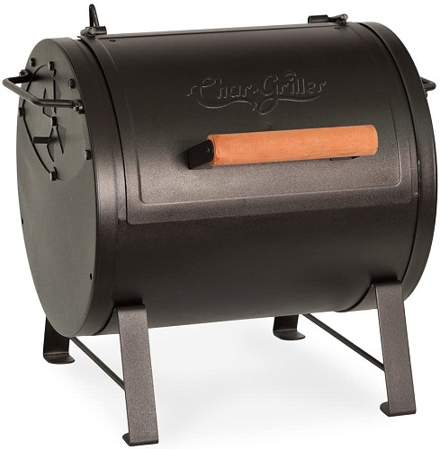 Char Griller Charcoal RV Grill