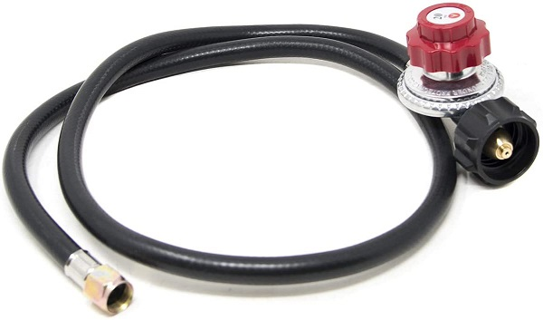 Gas One High Pressure Propane Adjustable Regulator