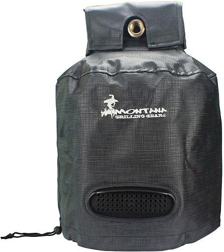 Montana Grilling Gear Propane Tank Cover