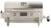 Smoke Hollow Stainless Steel Tabletop RV Grill Small