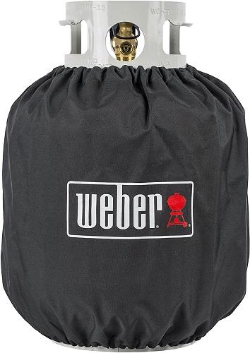 Weber Gas Tank Cover