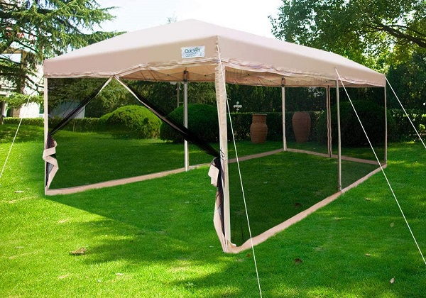 Quictent Pop-up Canopy Screen House