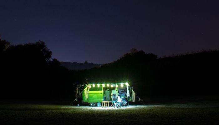 Best RV Awning Lights