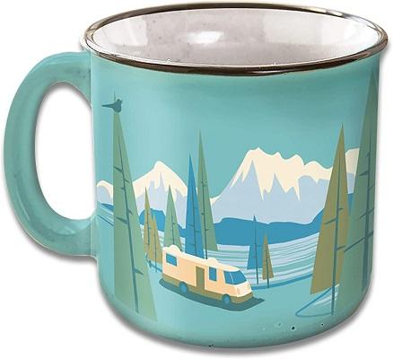 Camp Casual RV Coffee Mug