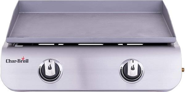 Char Broil Portable Tabletop Griddle