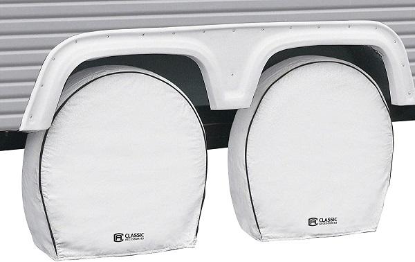Classic Accessories Deluxe RV Wheel Cover