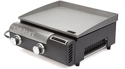 Cuisinart Gourmet Two Burner Gas Griddle Small