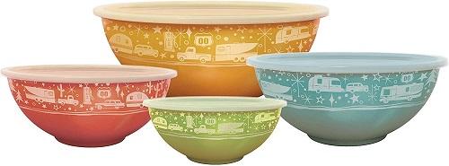 RV Pattern Nesting Bowls
