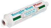 Boogie Blue Garden Hose Water Filter for RV Small