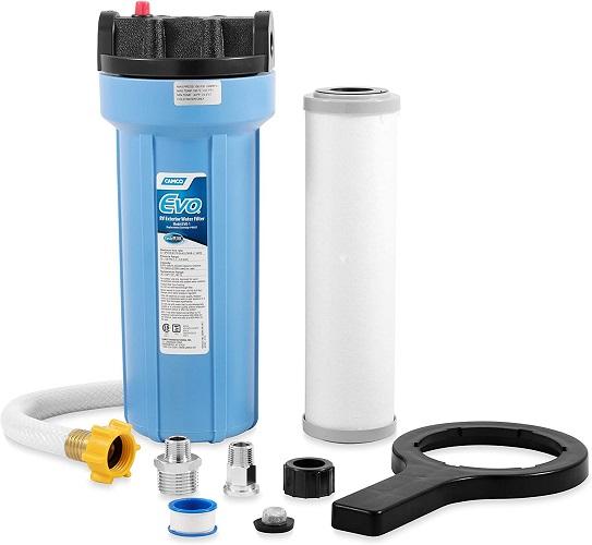 Camco EVO Premium RV Water Filter