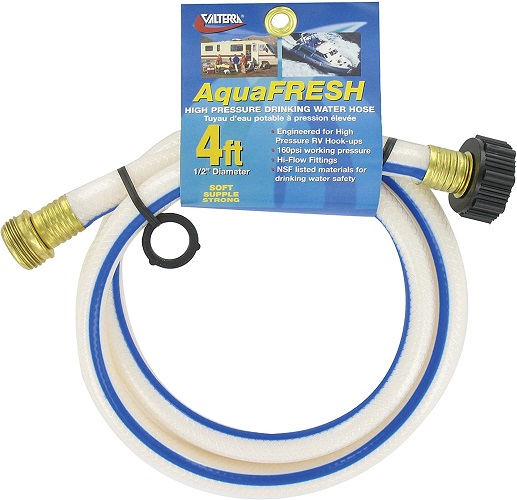 Valterra High Pressure Drinking Water Hose