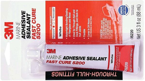 3M Marine Fast Cure Adhesive Sealant