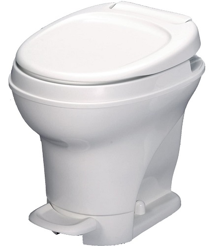 Aqua Magic High Profile RV Toilet
