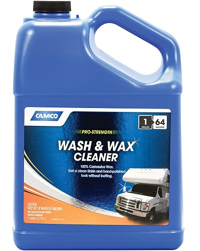 Camco Wash and Wax Cleaner for RVs