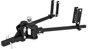 Curt TruTrack Weight Distribution Hitch Small