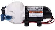 Flojet Triplex Automatic RV Water System Pump Small