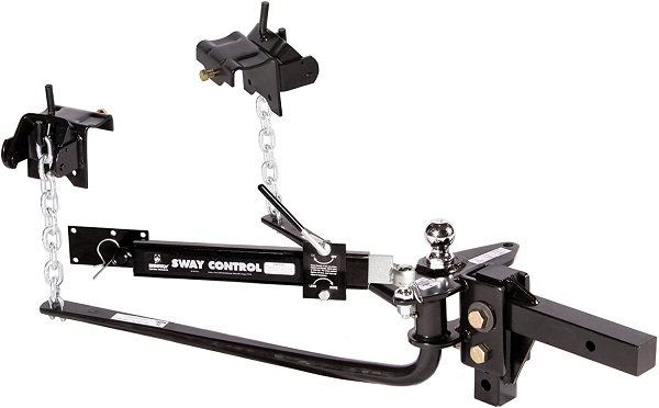 Husky Round Bar Weight Distribution Hitch