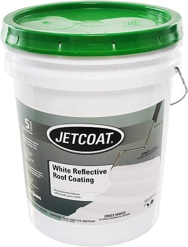 Jetcoat Reflective Acrylic Roof Coating