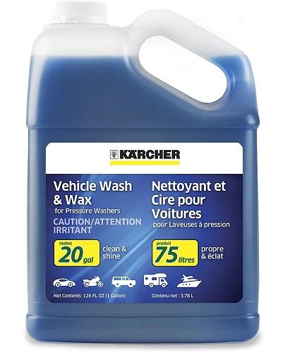 Karcher Vehicle Wash and Wax