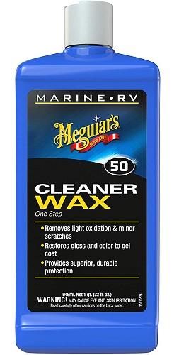 Meguiars Marine RV Cleaner Wax